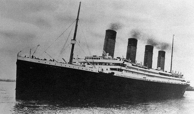 4.Четвертая дымовая труба «Титаника» была декоративной и служила вентилятором. интересно, кораблекрушение, титаник
