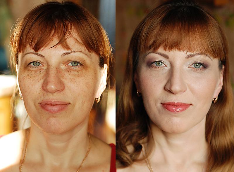 Как скрыть мешки под глазами с помощью макияжа в домашних условиях