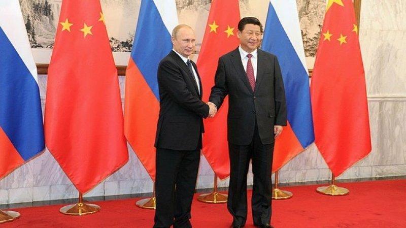 В 2018 году Россия и Китай значительно увеличили взаимный товарооборот