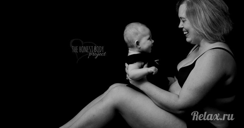 15 снимков фотопроекта «Честное Тело»