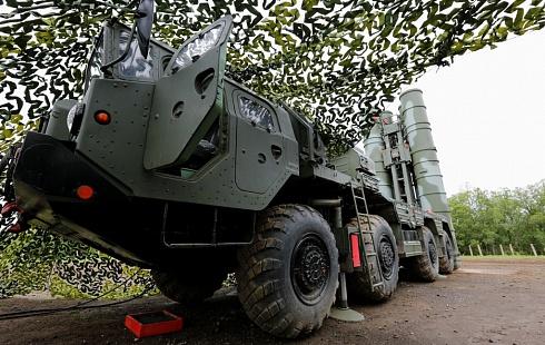 Небесная стража, или как устроен комплекс С-400 «ТРИУМФ»