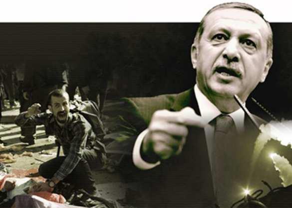 Эрдоган: Если в Сирии собьют турецкий самолет, мы ответим