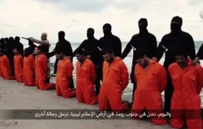 В Египте объявлен семидневный траур по казненным коптам