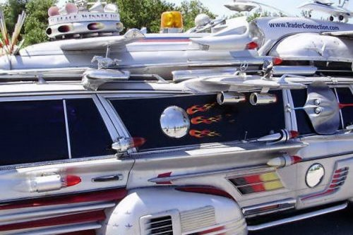 Необычный Mercedes за 1 млн долларов