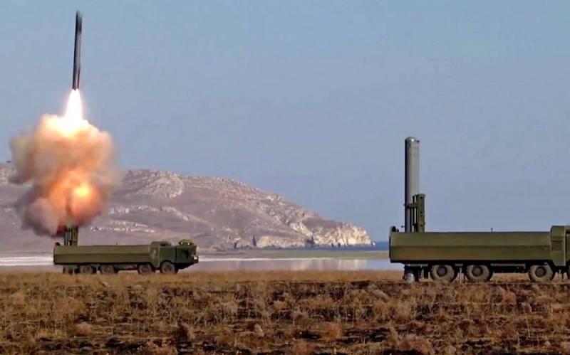 Опубликовано видео пуска «Оникса» из ракетного комплекса «Бастион»