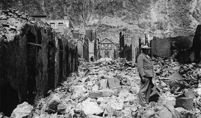 Самые ужасные стихийные бедствия за всю историю человечества. Что хуже - торнадо или пожар?