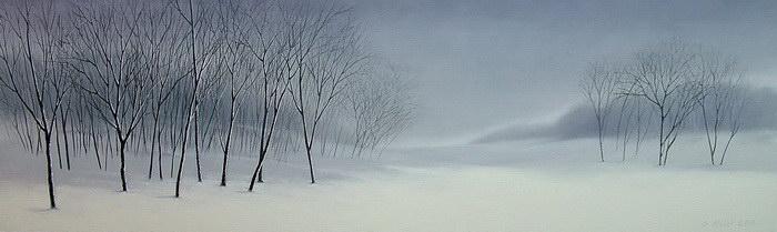 Красивые пейзажи в картинах Didier Nolet