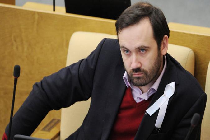 В США убит Илья Пономарев