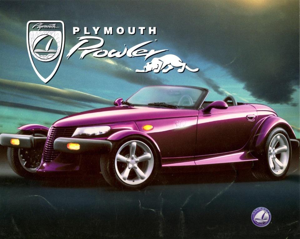 Серийный хот-род Plymouth Prowler