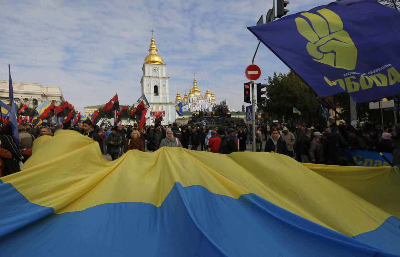 Имитация, или Украина становится «территорией»?