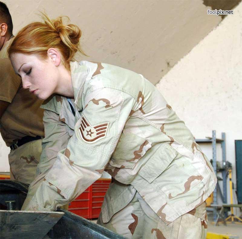 Девушки на службе в армии фото 67