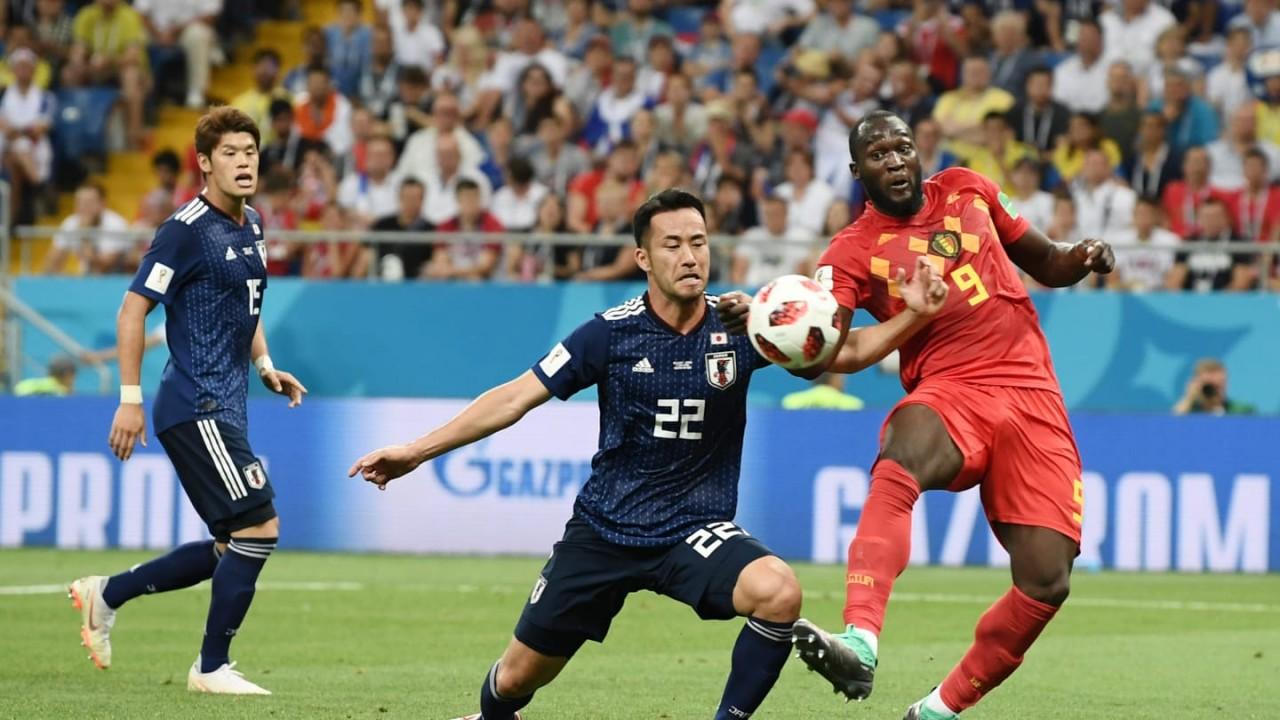 Беспощадный футбол: Япония у…