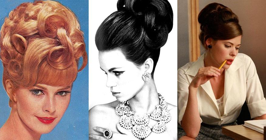 Прически 80-х годов на средние волосы