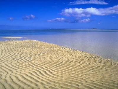 Лучшие дикие пляжи мира