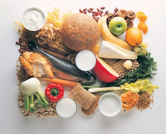 Полезные, допустимые и запрещенные продукты для похудения