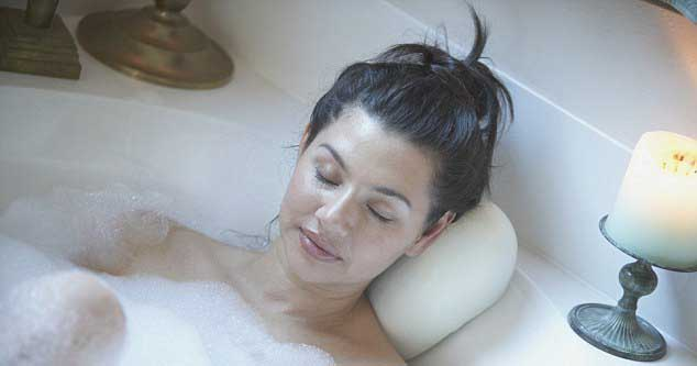 Оказывается, горячая ванна сжигает столько же калорий, как и 30-минутная прогулка