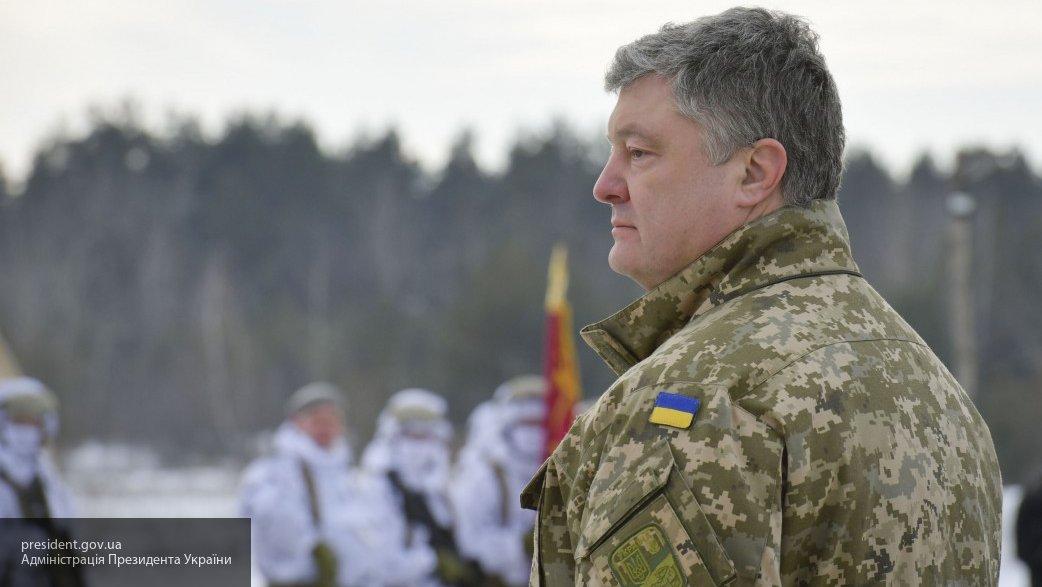 Порошенко назвал количество погибших в Донбассе бойцов ВСУ