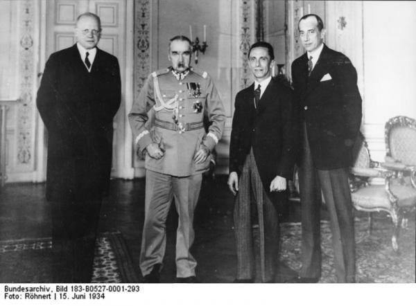 Польские виновники Второй мировой войны