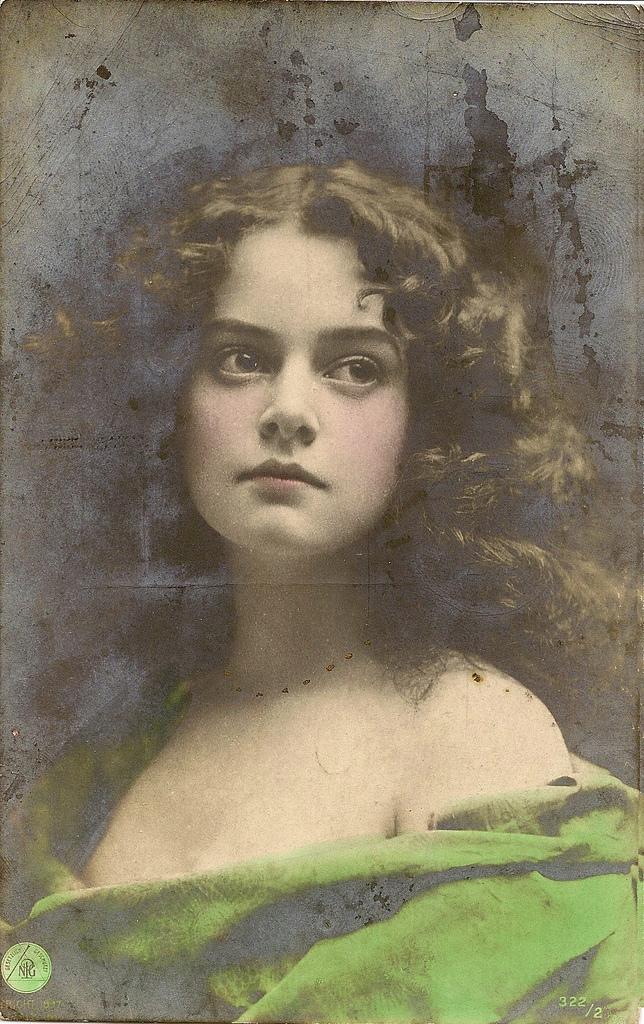 Каких девушек в 19 веке считали красивыми