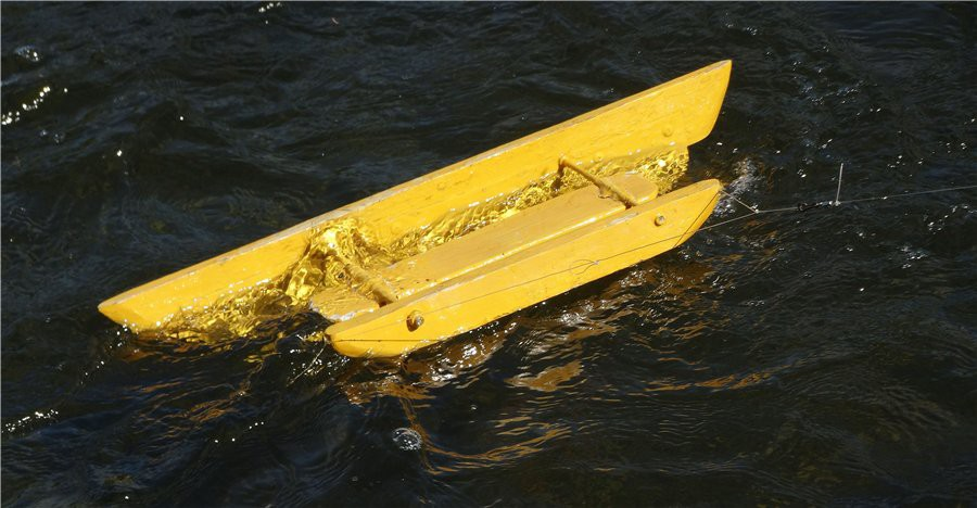 кораблик для рыбалки купить из китая