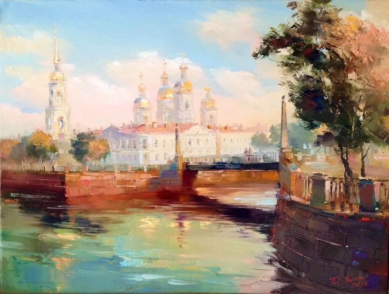 По Петербургу с Бэгги Боем