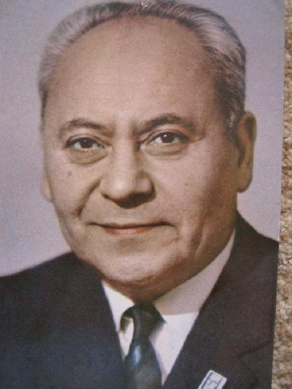 Свердлин Лев Наумович актёр, народный артист СССР