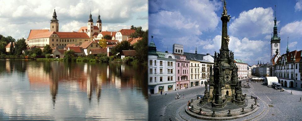 Самые красивые города Чехии