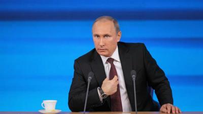 Путин усомнился в скорой поб…