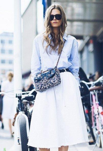 Street Style: Что носит Копенгаген