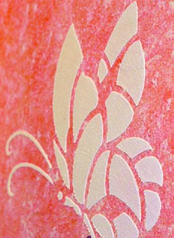 Трафаретная роспись в интерьере. Идеи, полезные советы, видео