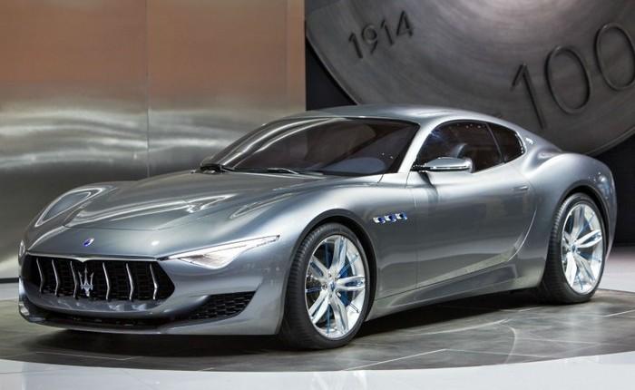 Maserati.