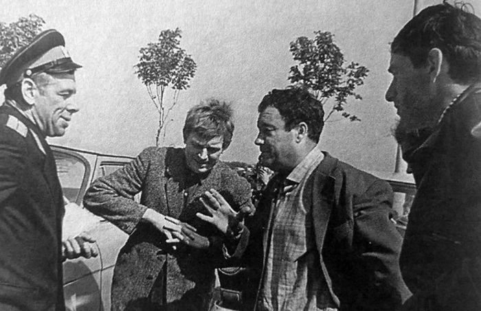 Редкие кадры со съемочных площадок советских кинолент кино, редкие кадры, ссср, съемки