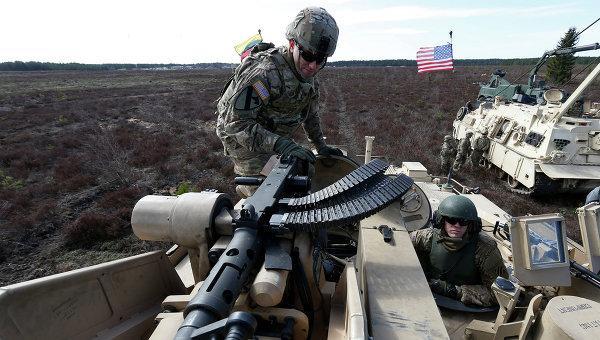 Американский журналист: США проигрывают в гонке вооружений