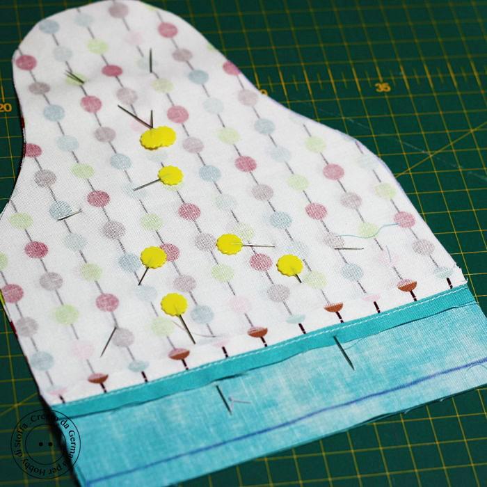 Как оформить вафельное полотенце в подарок своими руками 13