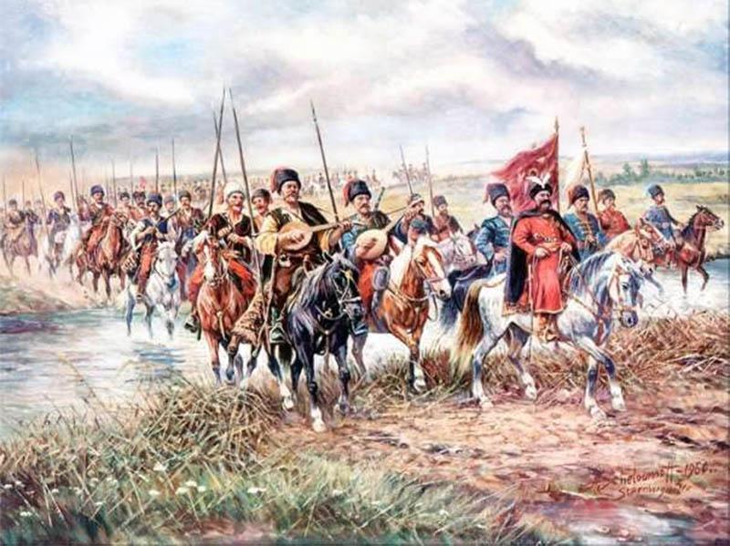 Картинки по запросу Казаки поднимали одно восстание за другим, но поляки