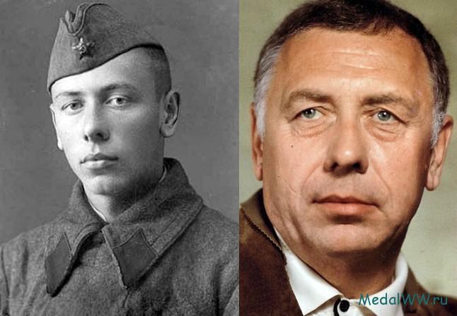 Папанов Анатолий Дмитриевич Фронтовик, актёр, народный артист СССР
