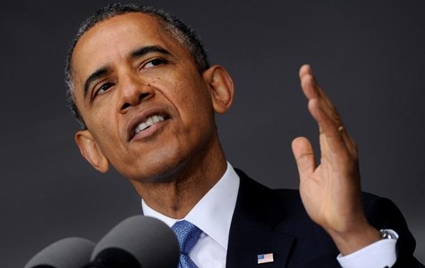 """Барак Обама отказывается быть """"хромой уткой"""""""