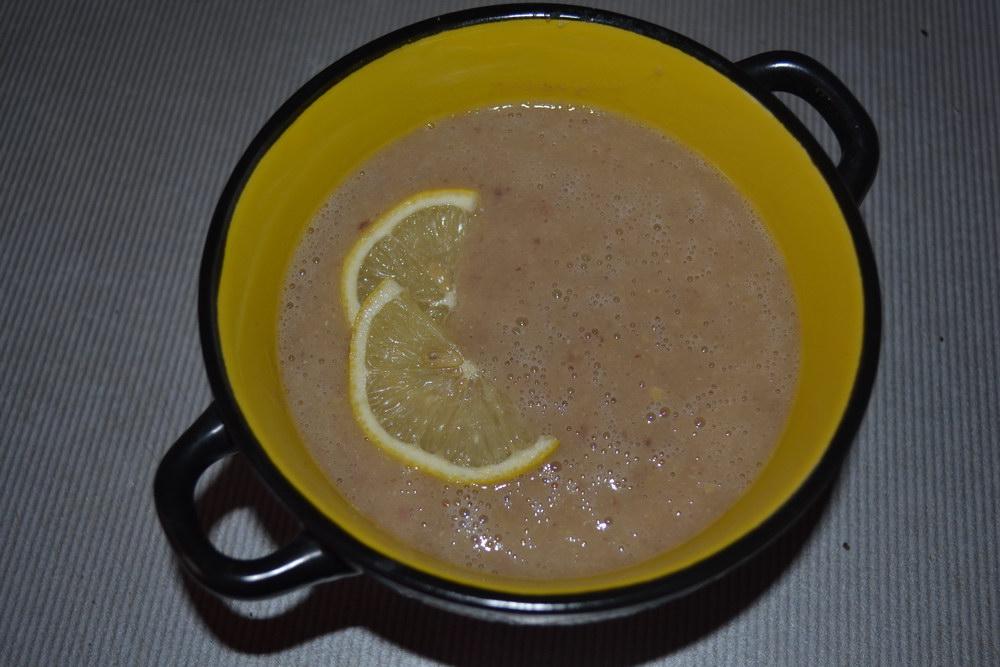 Постный крем-суп «Че-Ну-Фа» из ассорти бобовых культур