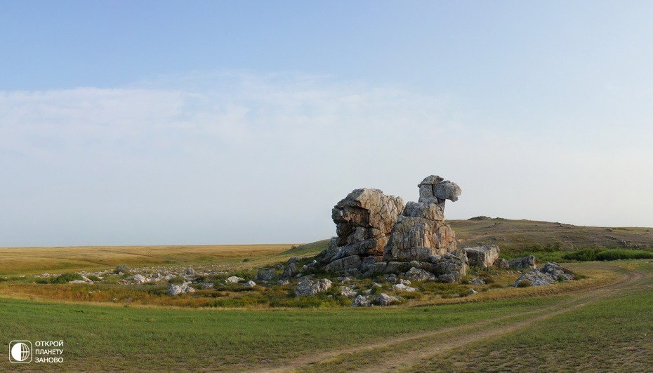 Верблюд-гора на Урале