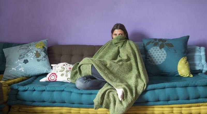 Почему человек мерзнет даже когда тепло: 9 причин