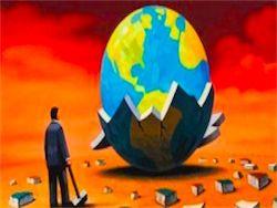 Украинский кризис в контексте большой геополитической игры