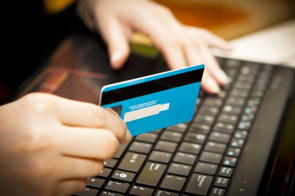 Оплата покупок в интернете