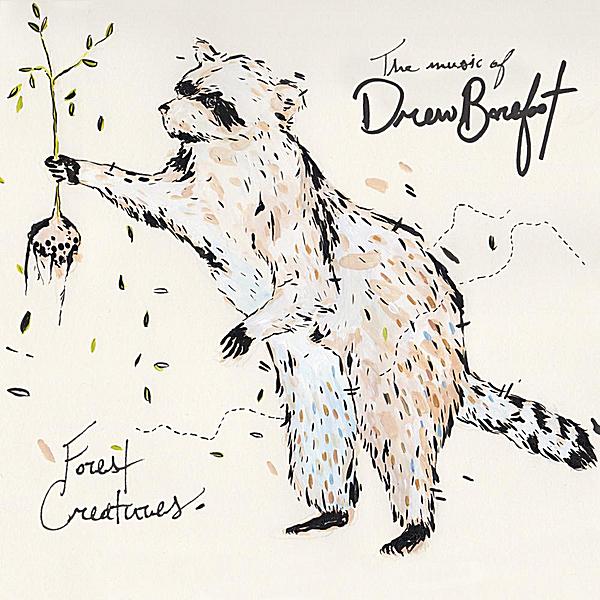 Замечательный композитор Drew Barefoot