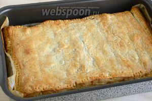 Тесто для пирога с сайрой в духовкеы с фото
