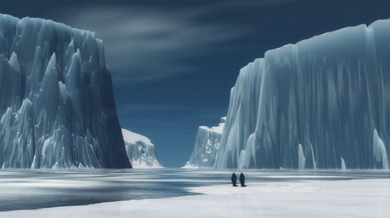 Пустыня Антарктиды природа, пустыня