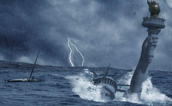 А вы уже построили ковчег? : Всемирный потоп начнется через 60 лет-NASA