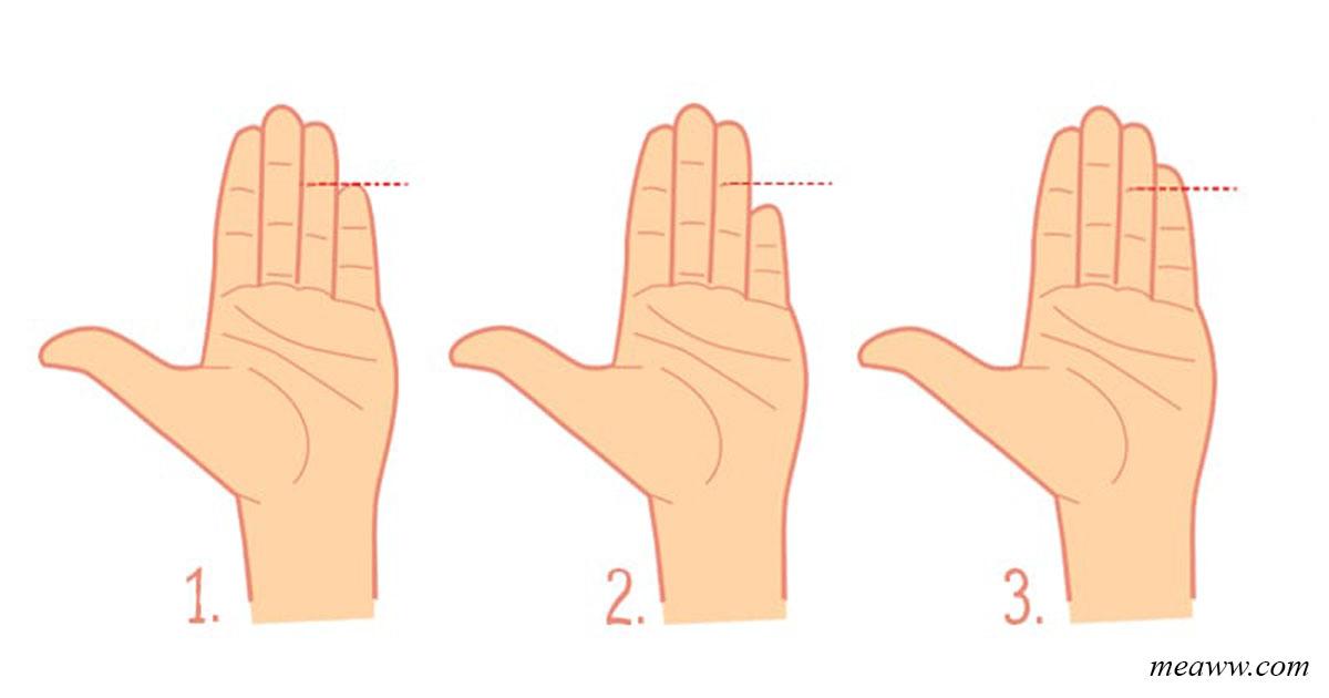 Вот что может раÑÑказать о вашей личноÑти вÑего один палец на руке — мизинец