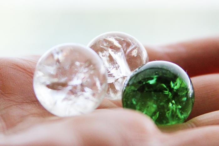 Как сделать бриллианты своими руками