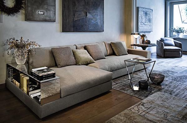 модульные диваны со спальным местом фото