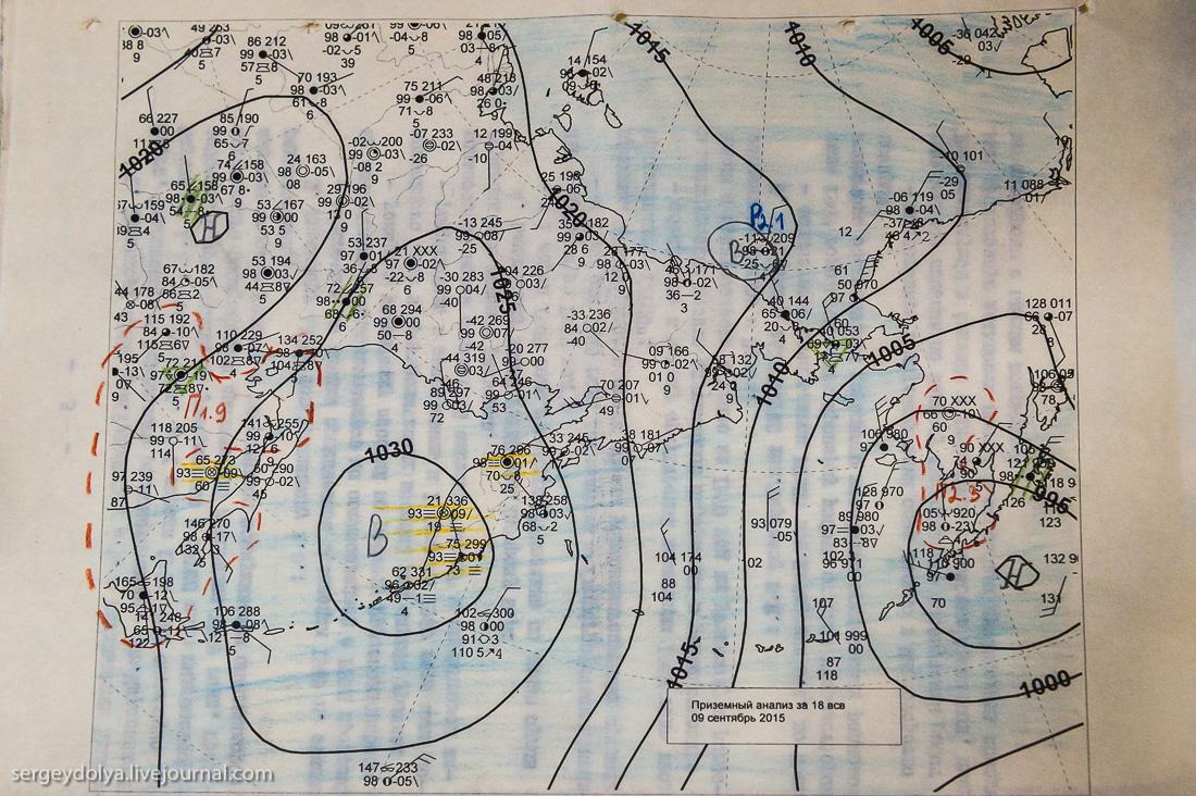 Как предсказывают погоду на Чукотке